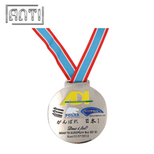 Popular Logo Medal Customized Sport Medal Gold Medal