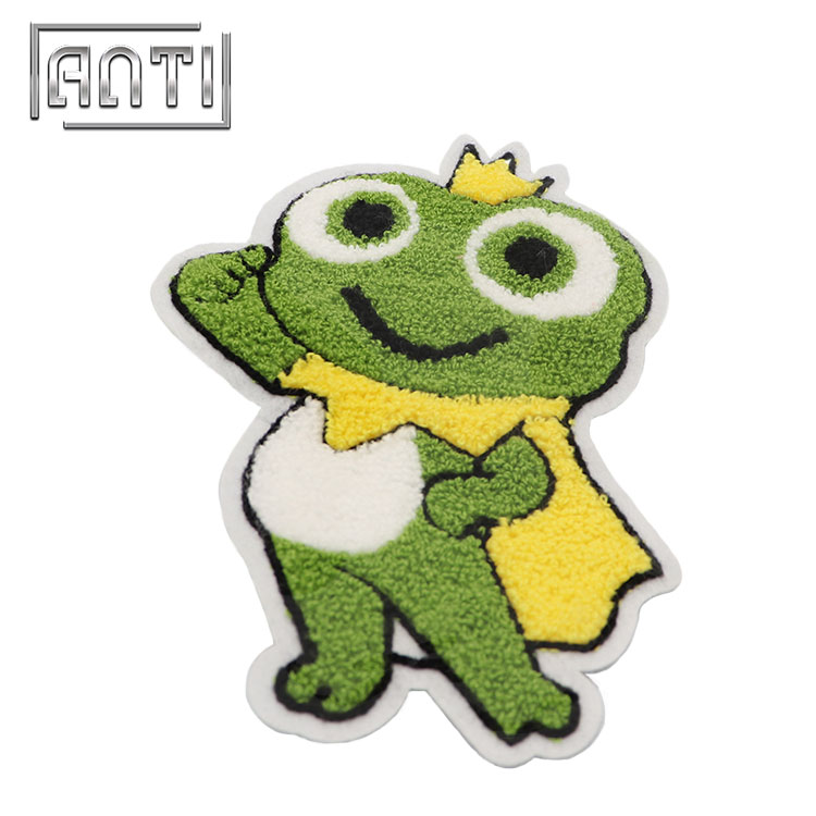 Animal Embroidered Patches Embroidery Patch for Coats Chenille Patches