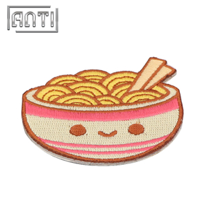 Latest Design DIY Classic Food Children Cute Patches for Clothing