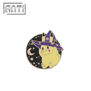 Cartoon Badge Enamel Pins Cute Pikachu Lapel Pin Kid Badge